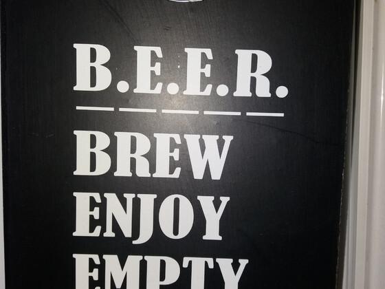 Die Bedeutung von Beer